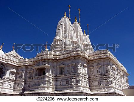 Stock Images of Toronto Shri Swaminarayan Mandir k9274206.