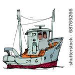 Shrimp Boat.