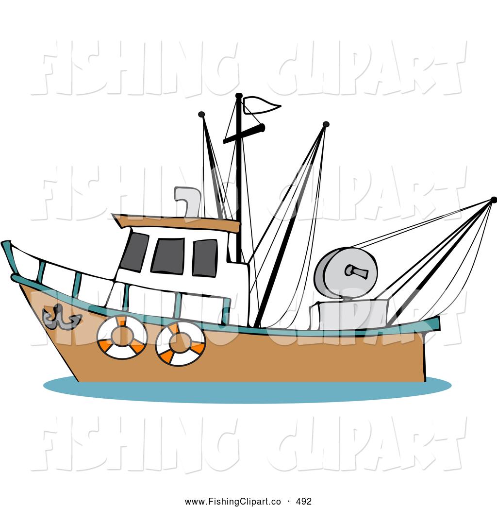 Fishing Trawl.