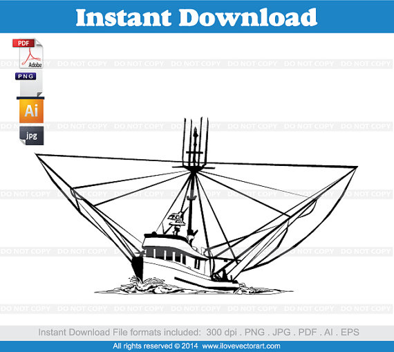 Showing post & media for Cartoon shrimp boat.