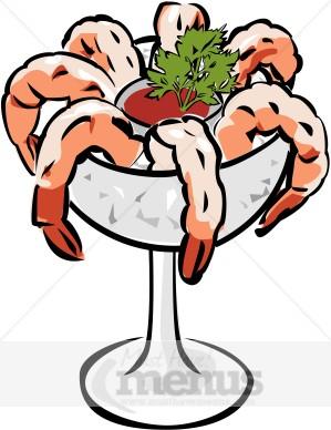 949 Shrimp free clipart.