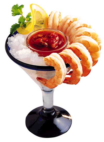 Shrimp Cocktail Recipe.