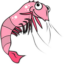 Free Shrimp Gifs.
