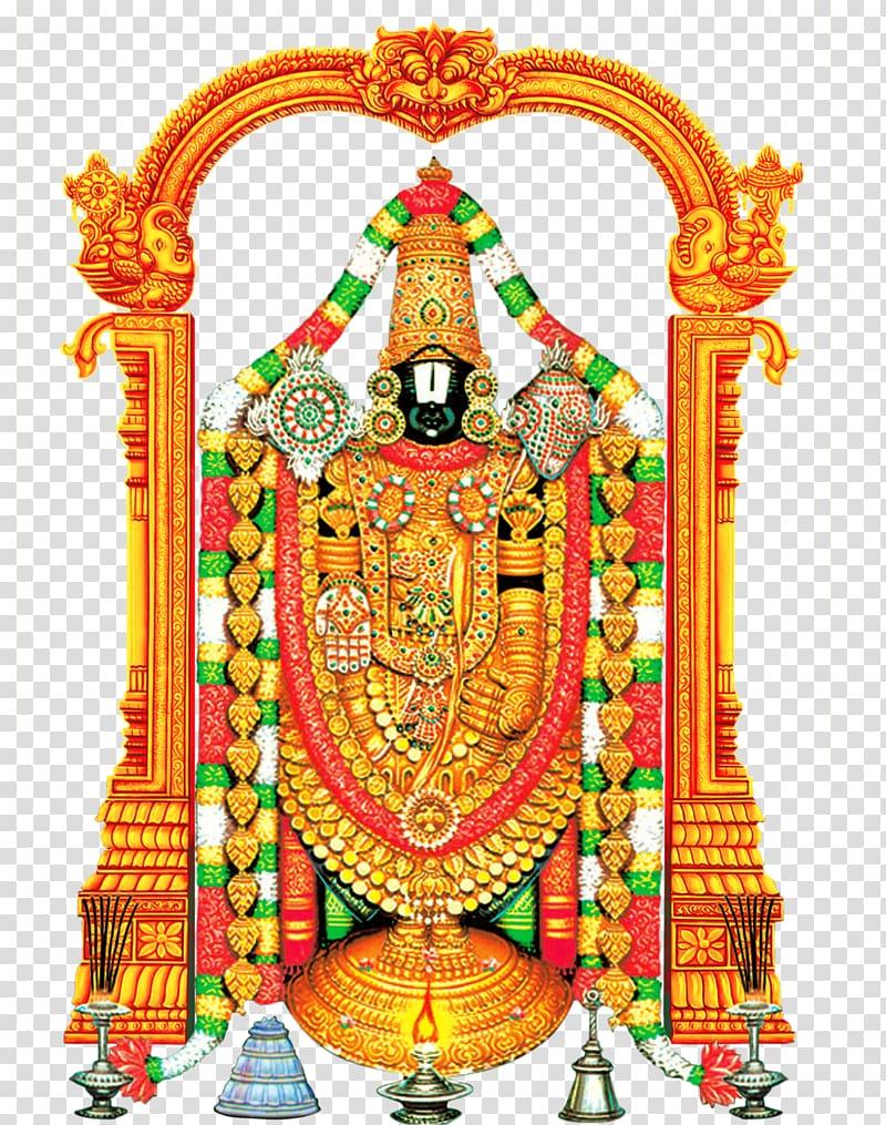 Hindu Deity , Tirumala Venkateswara Temple Krishna Deity.