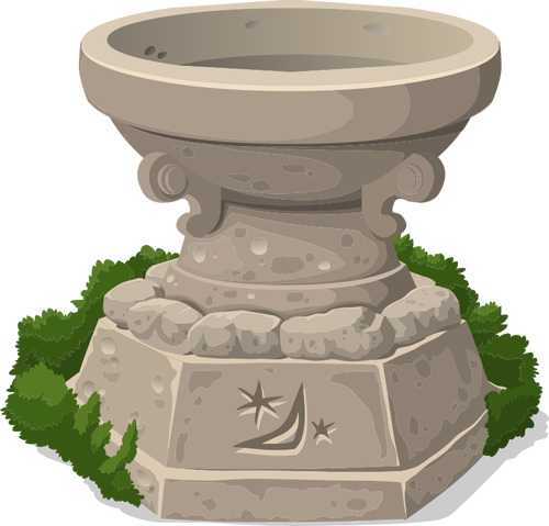 Shrine scimitar clipart.