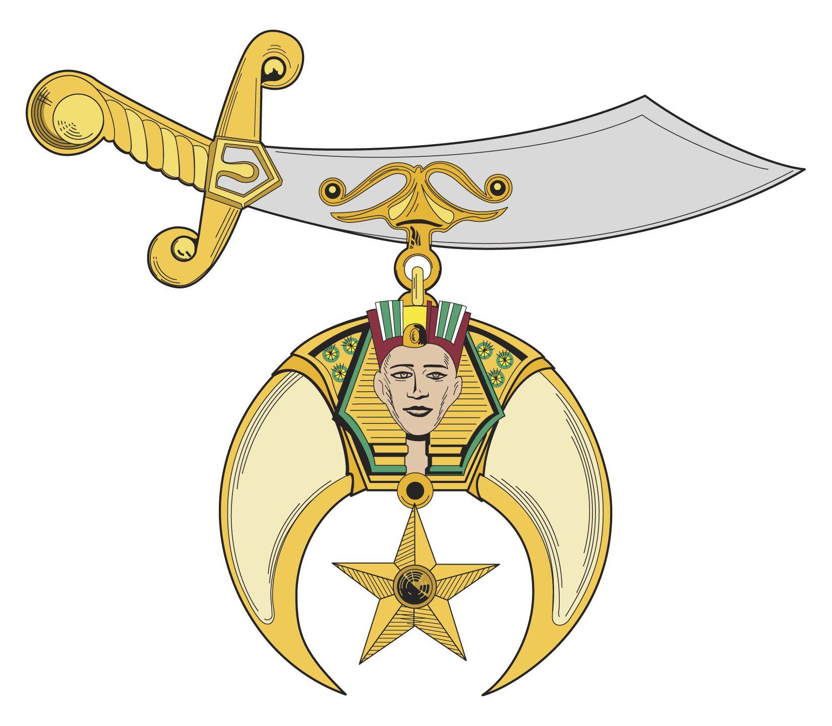 Shriners Logo.