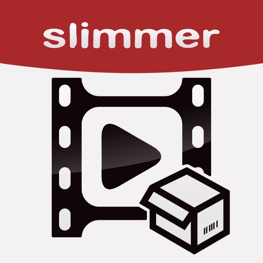 Video Slimmer: Shrink, trim, merge, rotate movies by.