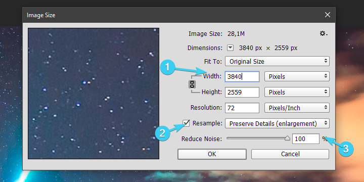 3 tools for resizing images without lossing quality.