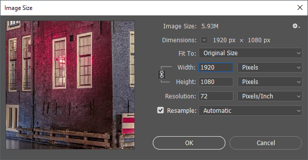 How to Reduce the Size on an Image File.