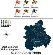 Shropshire Clip Art Vector Graphics. 7 Shropshire EPS clipart.