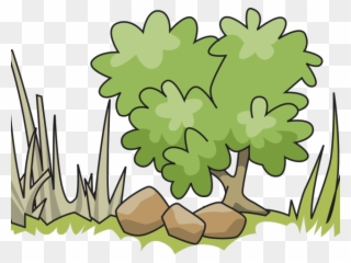 Free PNG Shrubs And Bushes Clipart Clip Art Download.