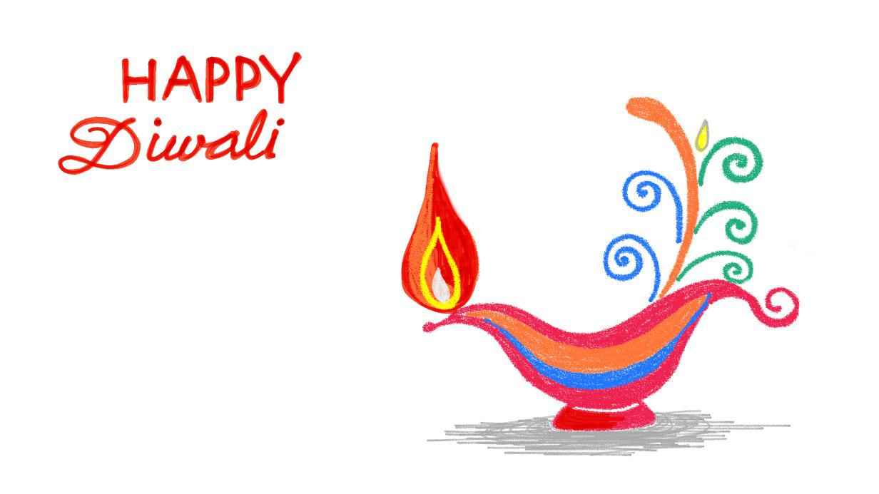 Happy Diwali PNG Transparent Images.