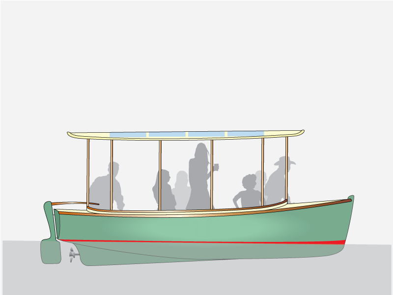 A Boat on the Side.