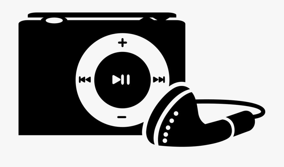 Headphones Clipart I Pod.