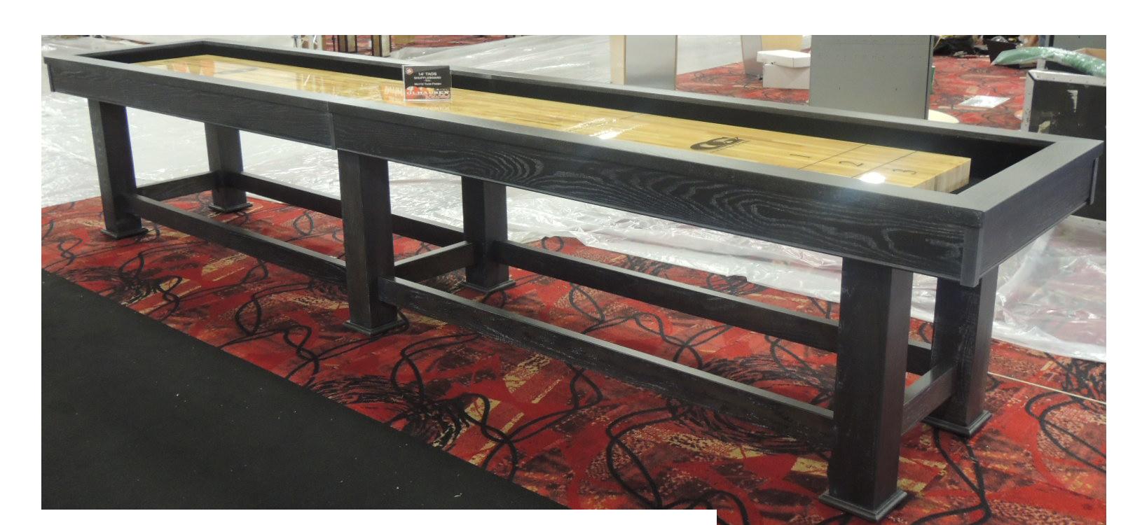 Taos Shuffleboard Table.
