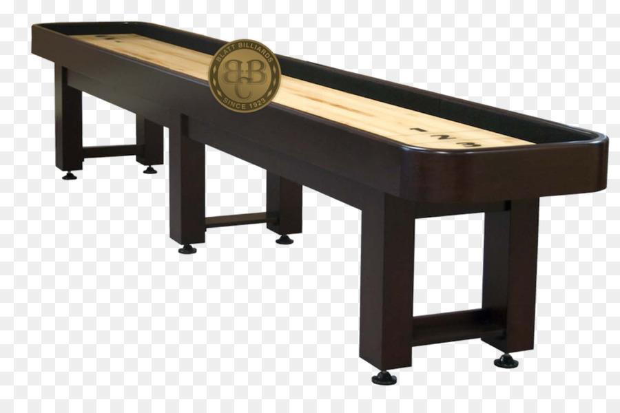 Table Shovelboard Shuffleboard png download.