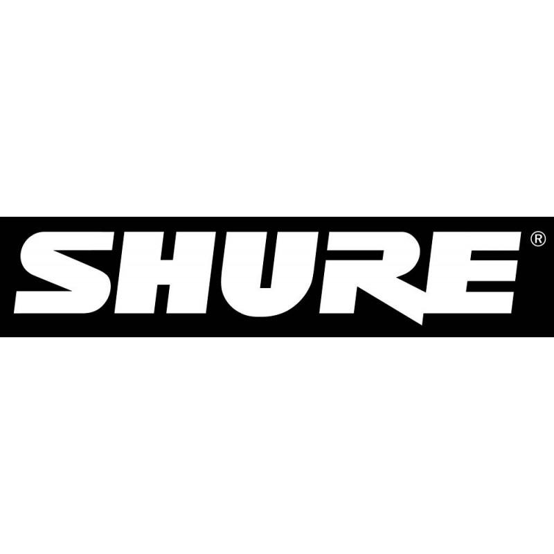 Shure Logos.