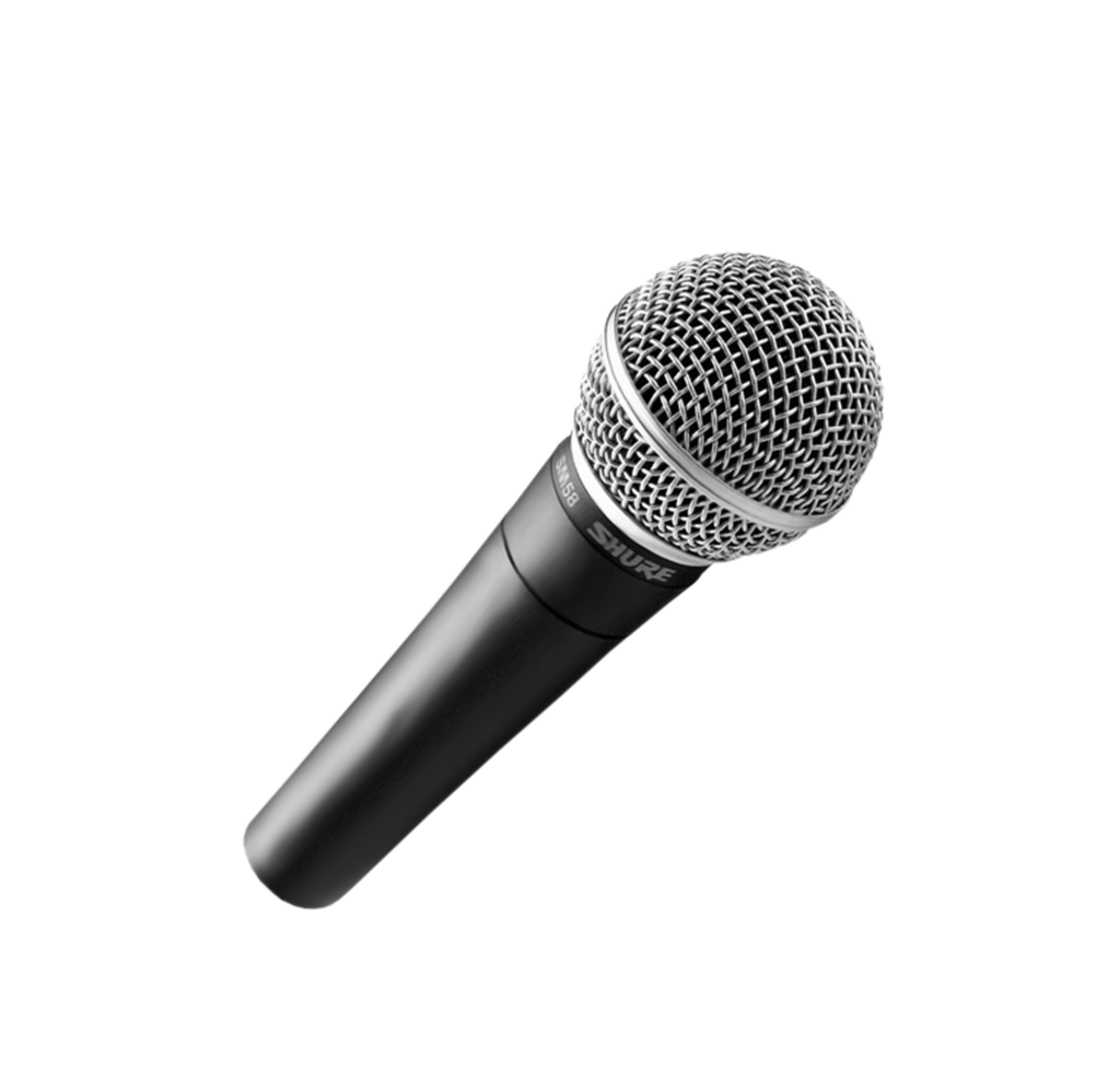 Shure SM58 Microphone Shure SM57 Audio.