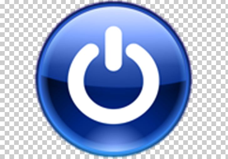 Computer Icons Shutdown PNG, Clipart, Apk, Blue, Circle.