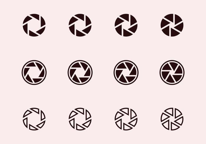 Icon Camera Shutter.