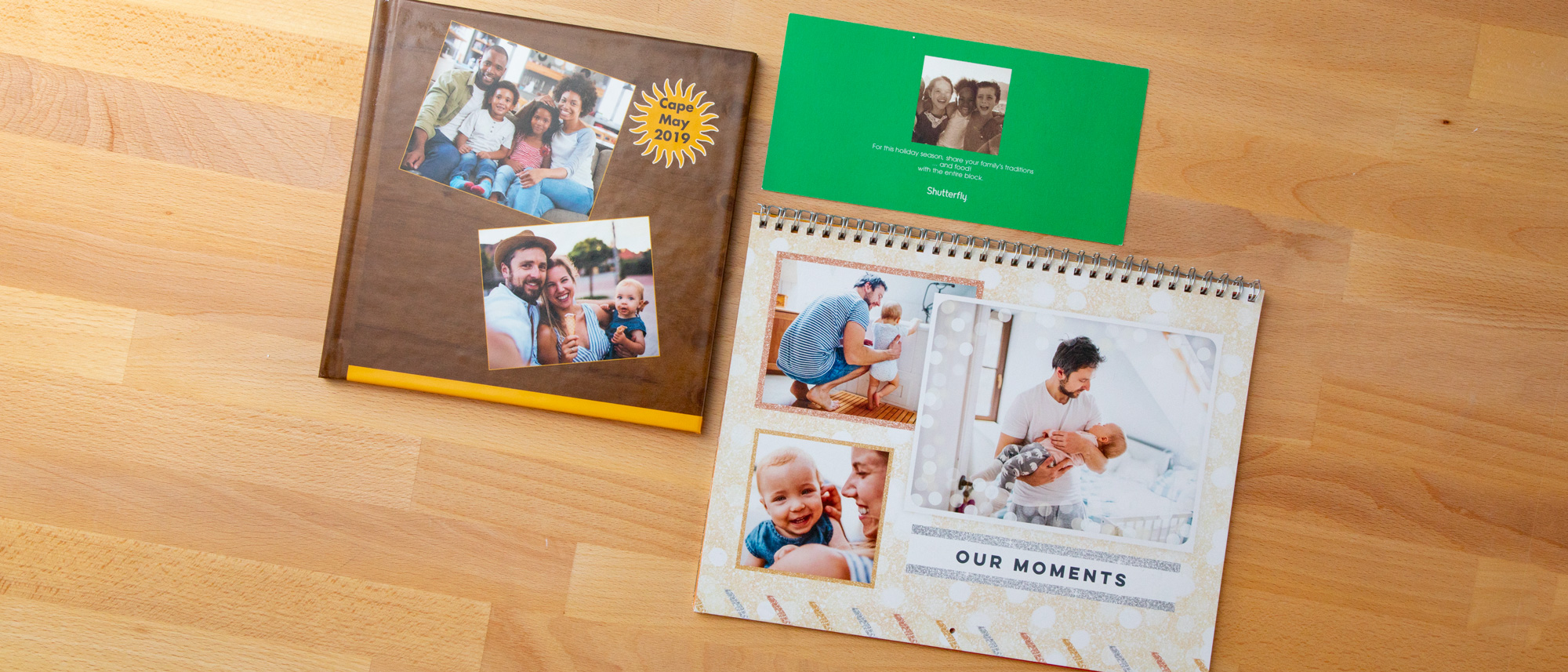 Shutterfly Photo Book, Card, and Calendar Review: Good, But.