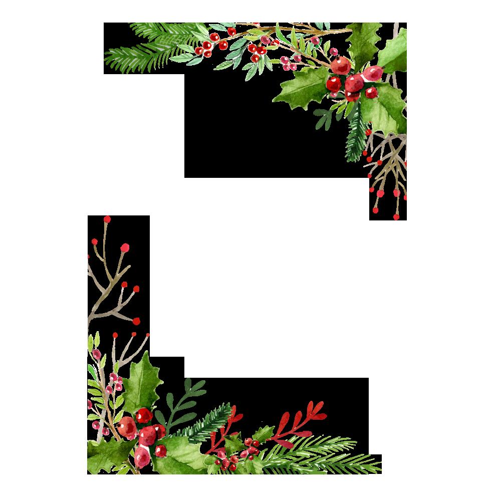 christmas card design watercolor flowers」的圖片搜尋結果.