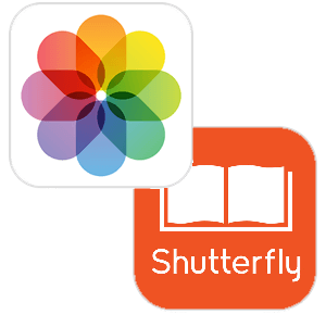 Shutterfly in Apple Photos: The Picture.