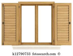 Window shutters Illustrations and Clip Art. 573 window shutters.