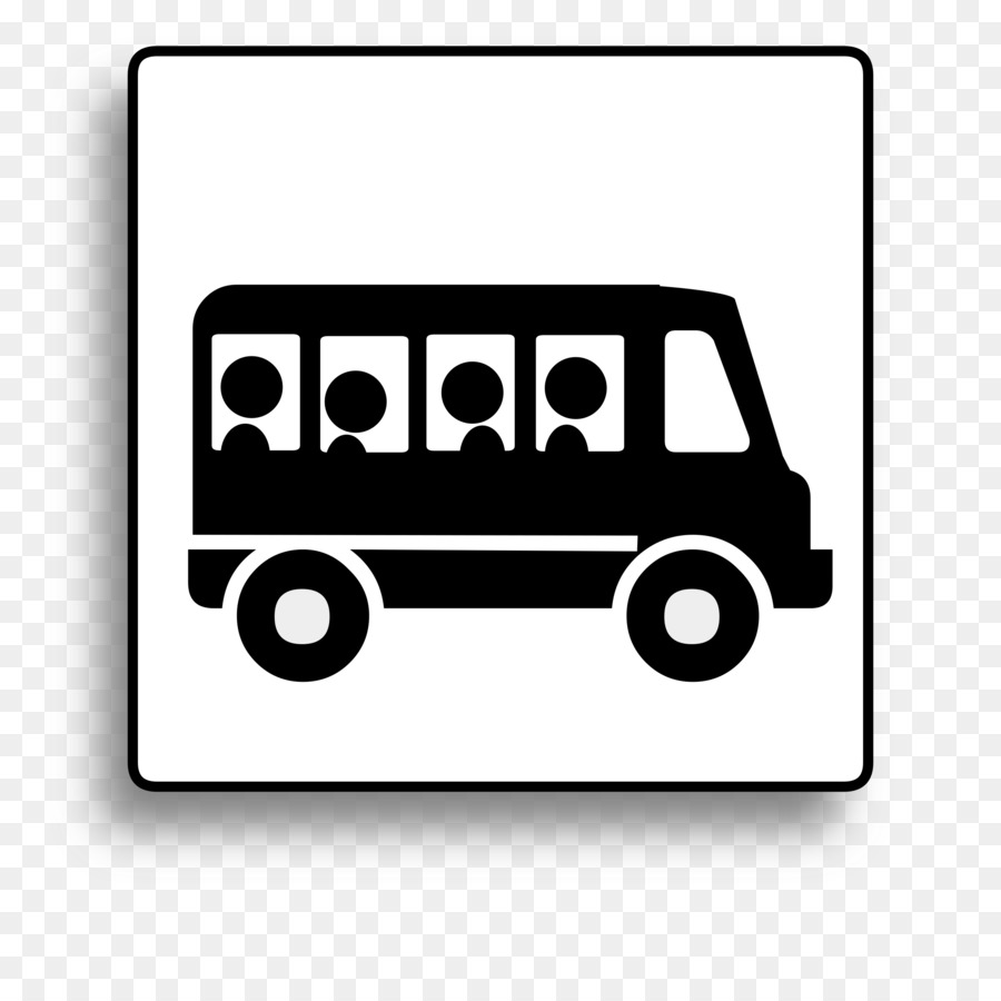 Bus Icon clipart.