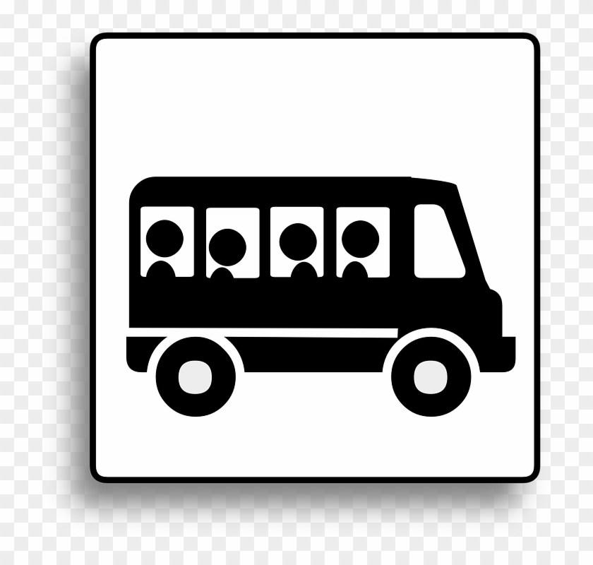 Shuttle bus clipart 1 » Clipart Portal.