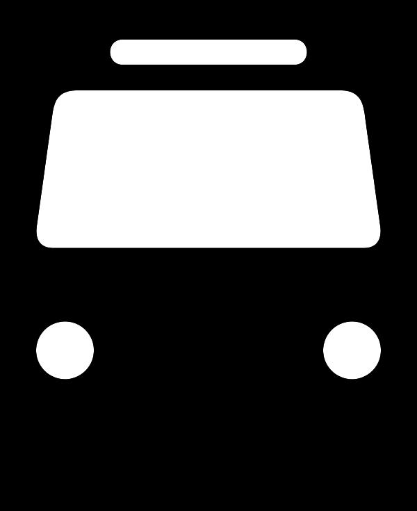 Shuttle Bus Clipart.