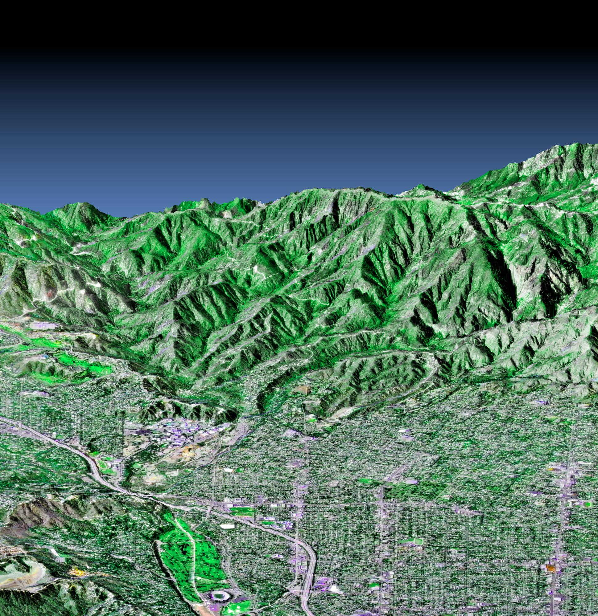Pasadena in 3.