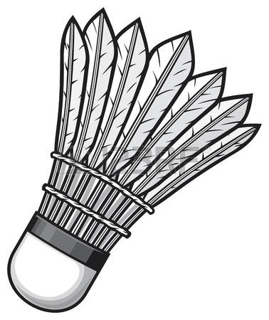 1,802 Badminton Shuttlecock Stock Illustrations, Cliparts And.