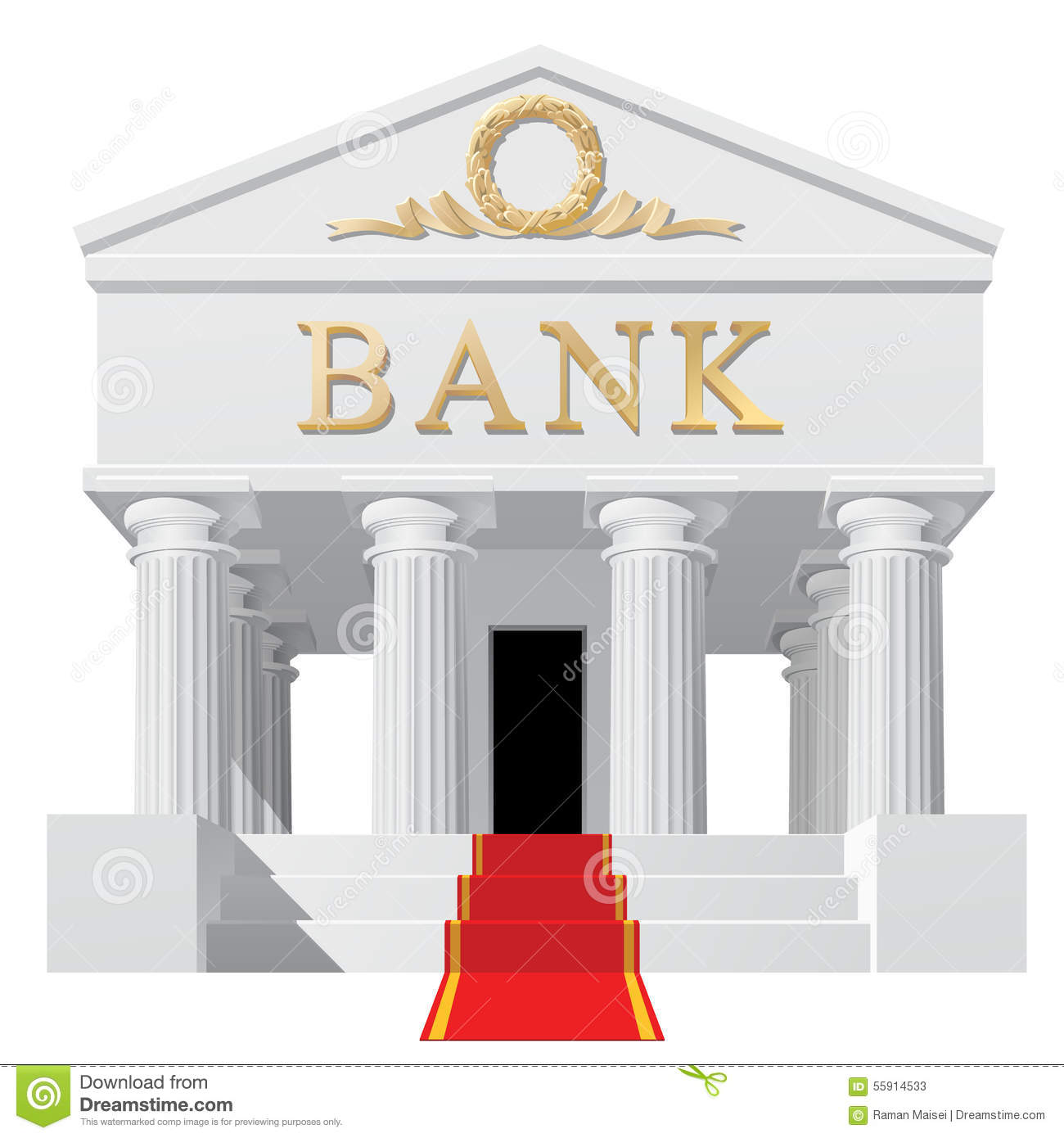 Bank Clipart No Watermark.