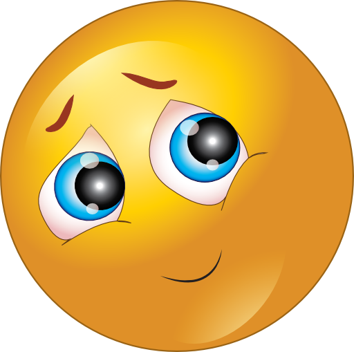 Shy Smiley Face Clip Art N7 free image.