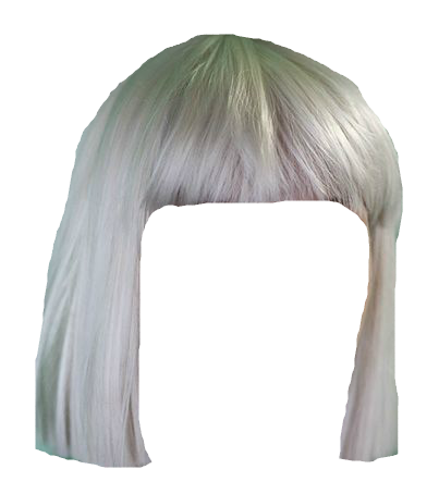 Sia hair download free clipart with a transparent background.