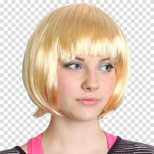 Sia Singer Perfume Chandelier Hostage, wig transparent.