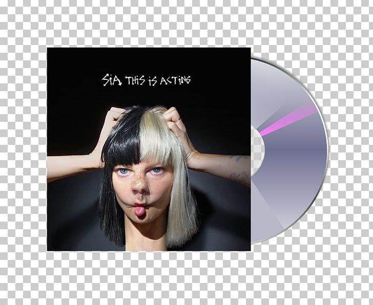 Sia This Is Acting Album Singer.