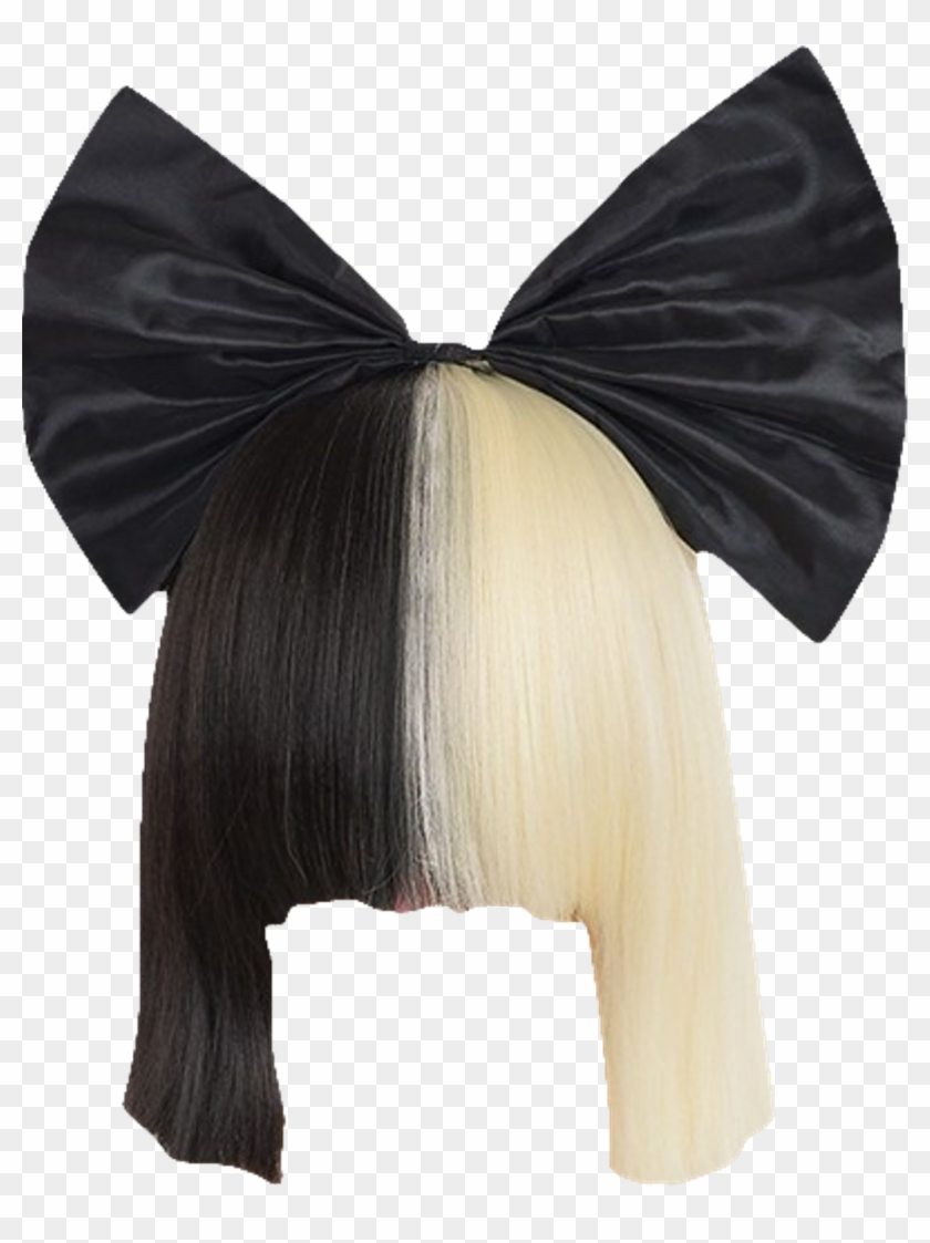 Sia Wig Png.