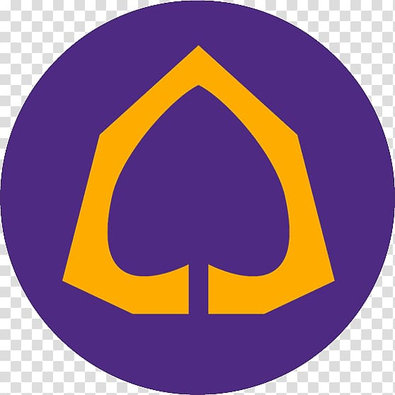 Round orange and purple logo, Thailand Siam Commercial Bank.