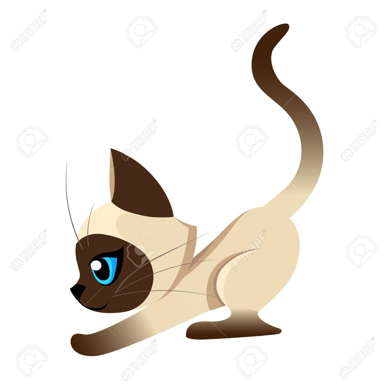 Siamese Cat Clipart at GetDrawings.com.