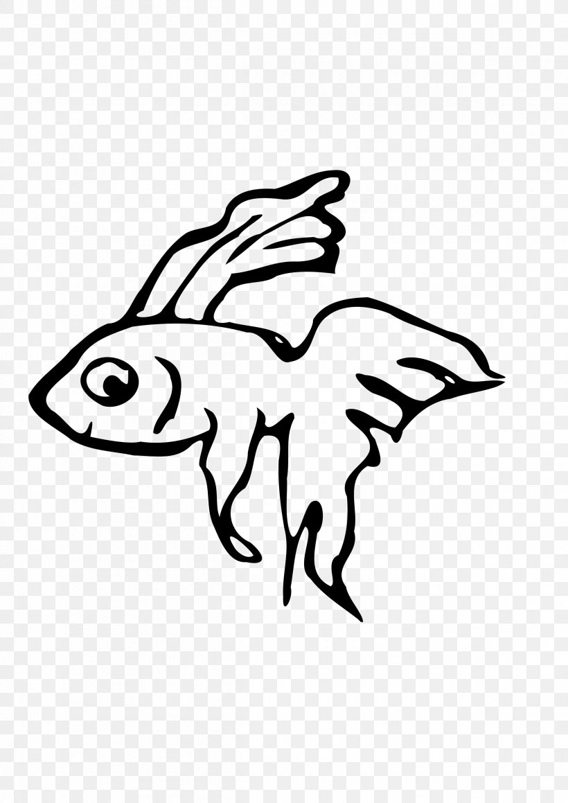 Siamese Fighting Fish Drawing Clip Art, PNG, 2400x3394px.