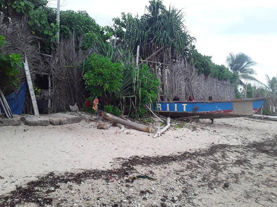 Remote Islanders in PNG\'s Tewai.