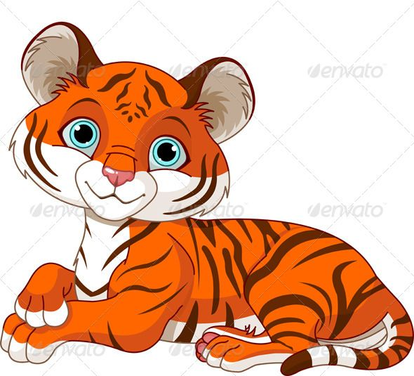 1000+ images about Tiger Clip Art on Pinterest.