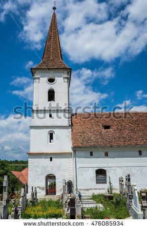 Transylvanian Village Stock Photos, Royalty.