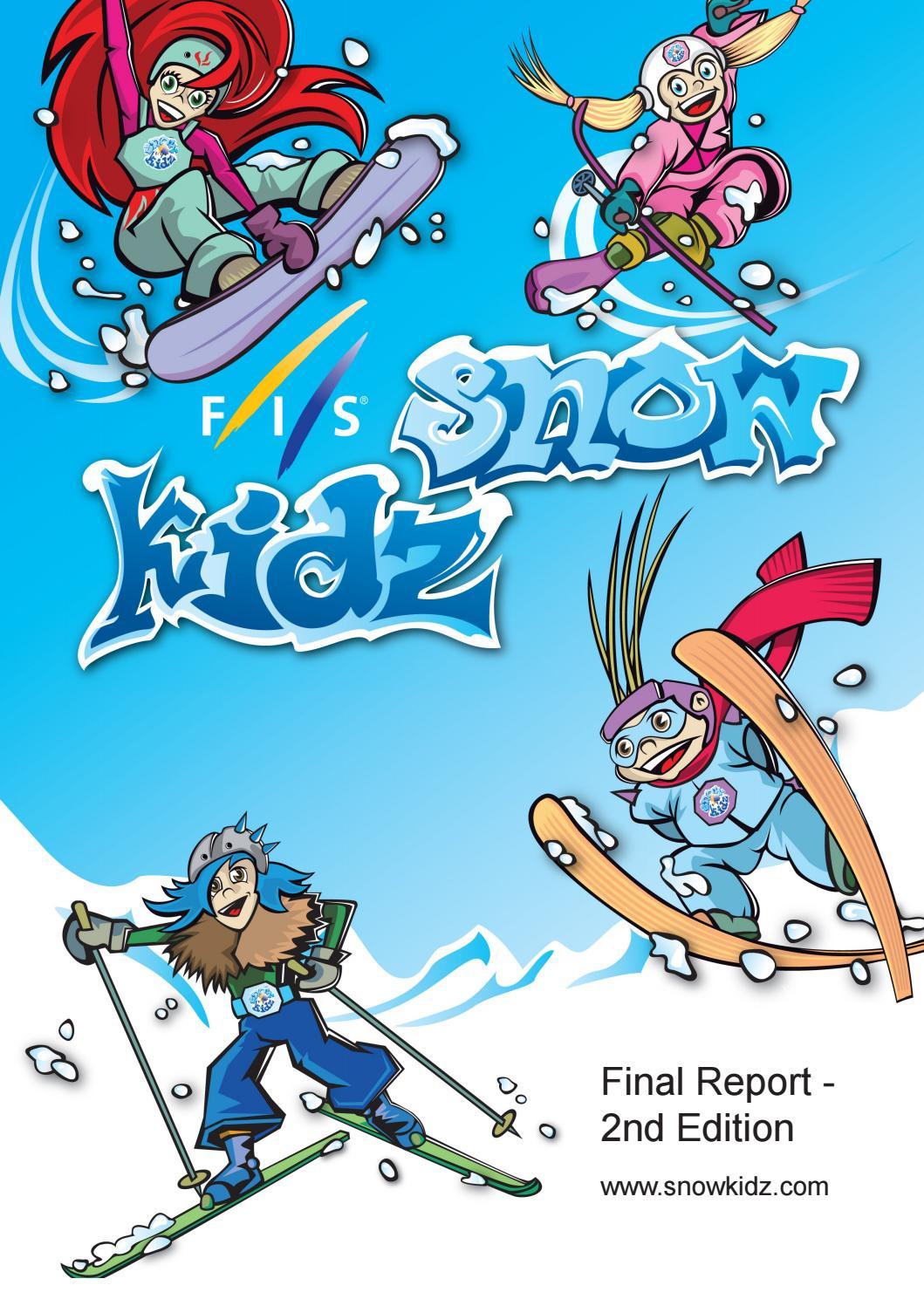 SnowKidz Final Report.