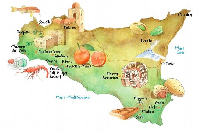 Prenota servizi, attività e hotel in Sicilia.