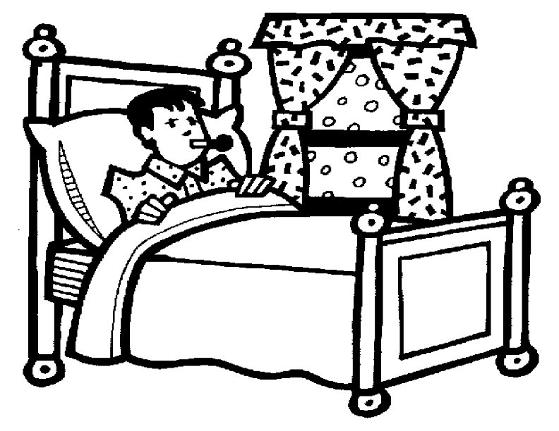 Free Sick In Bed Pictures, Download Free Clip Art, Free Clip.