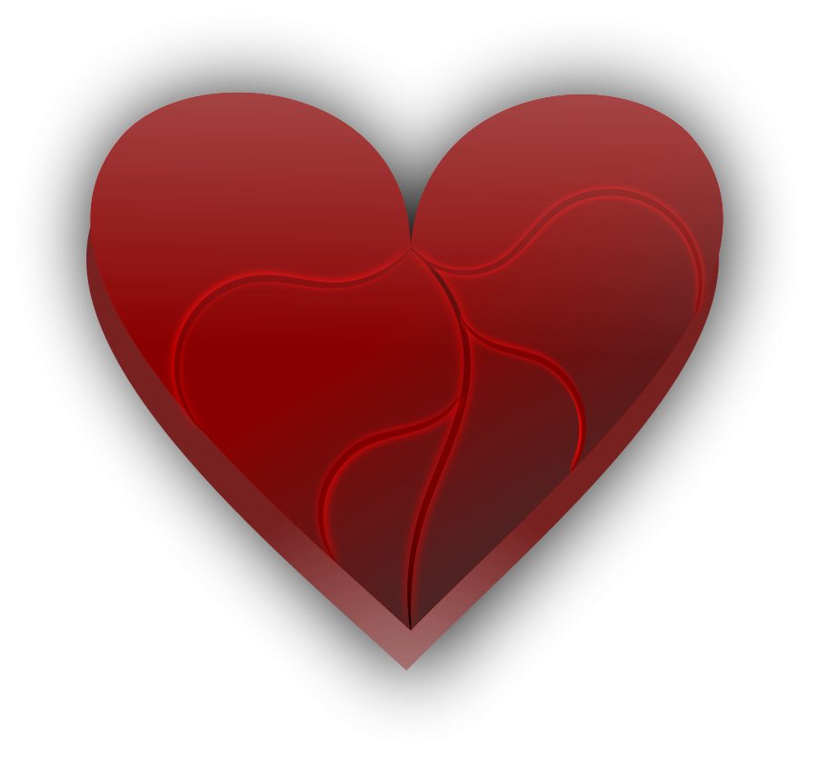 Sick heart clipart library stock png files, Free CLip Art.