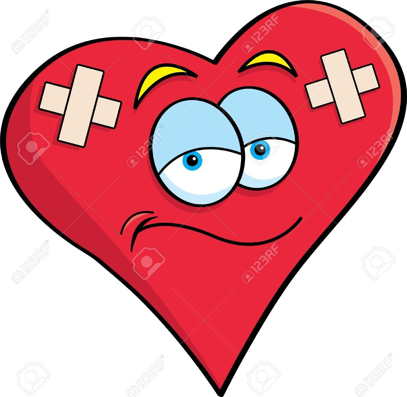 Sick heart clipart 6 » Clipart Portal.